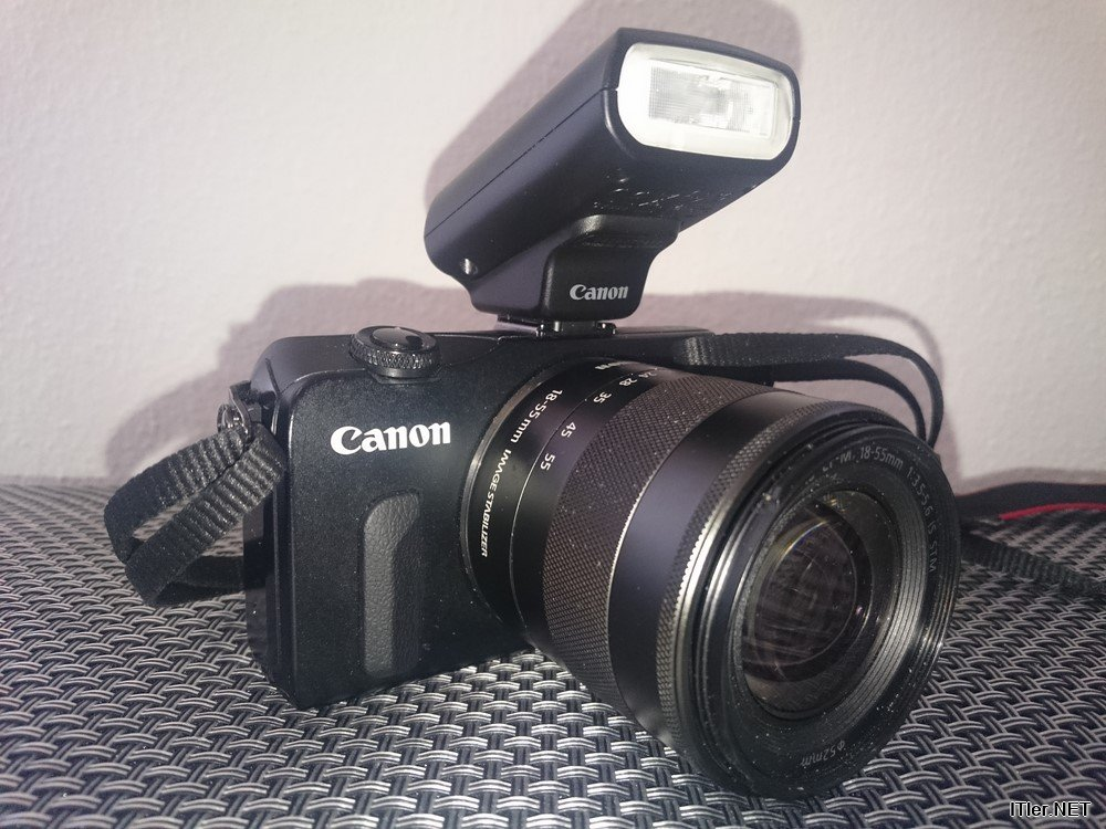 Photo of Canon EOS M im Test