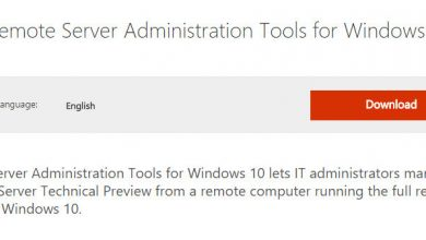 Photo of Remote Server Administration Tool RSAT für Windows 10 erschienen