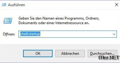 Photo of Windows 10 – Autostart Ordner