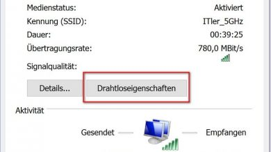 Photo of Windows 10 – WLAN Passwort anzeigen