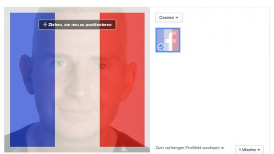 Photo of Facebook-Feature – Verzieren vom Profilbild aktiv – so gehts