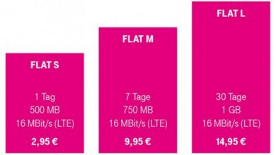 Photo of Telekom bringt neuen Prepaid Datentarif – Data Start Flat