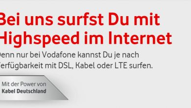 Photo of Kabel Deutschland / Vodafone drosselt File Sharer