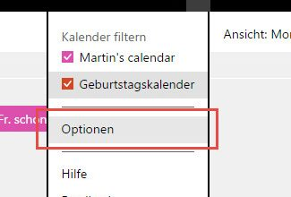 Photo of Outlook.com Kalender löschen
