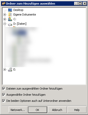 Umlaute in Dateinamen ersetzen - Windows-3