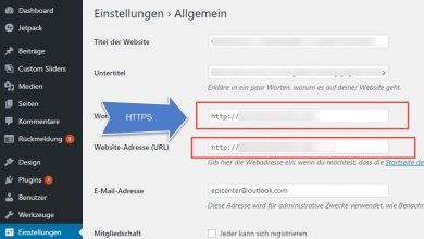 Photo of WordPress Blog von HTTP auf HTTPS umstellen – SSL aktivieren