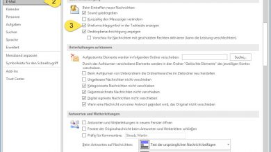 Photo of Outlook – Brief taucht in der Taskleiste nicht auf