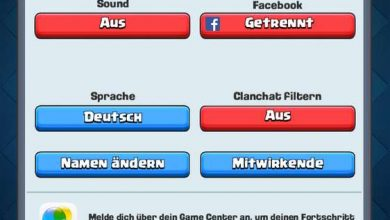 Photo of Clash Royale – iOS und Android Account verbinden