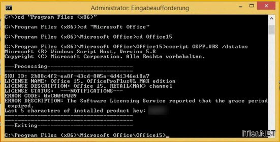 windows product key aktivieren cmd