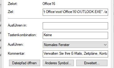 Photo of An E-Mail-Empfänger senden funktioniert nicht – Workaround – Outlook