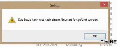Photo of PDFCreator Update / Neuinstallation Problem – erst nach Neustart möglich