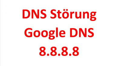 Photo of DNS – Google – Störung Google Dienste – Telekom