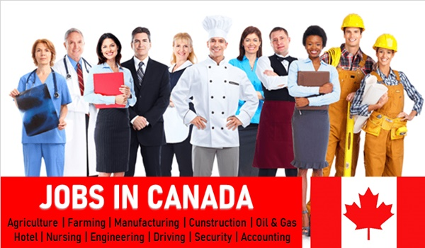 CANADA GOVERNMENT JOBS FOR NEW IMMIGRANTS