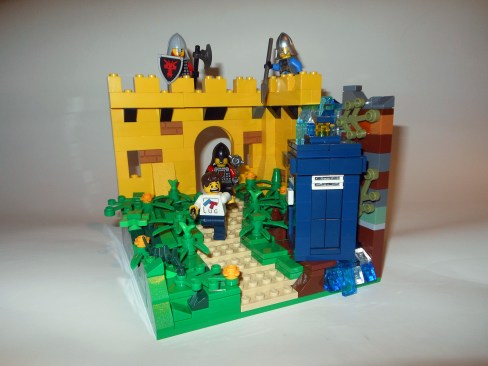 """""""Fuga dal castello"""", di Francesco Spreafico"""