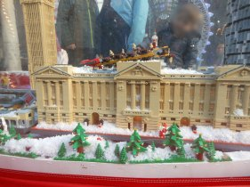 Buckingham Palace (Covent Garden 2013)