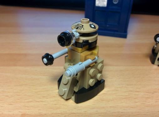 Un Dalek.