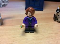 L'Undicesimo Dottore con il suo ultimo vestito.
