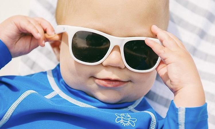 Óculos de sol infantil Férias de Verão Azzor Baby & Kids It Mãe