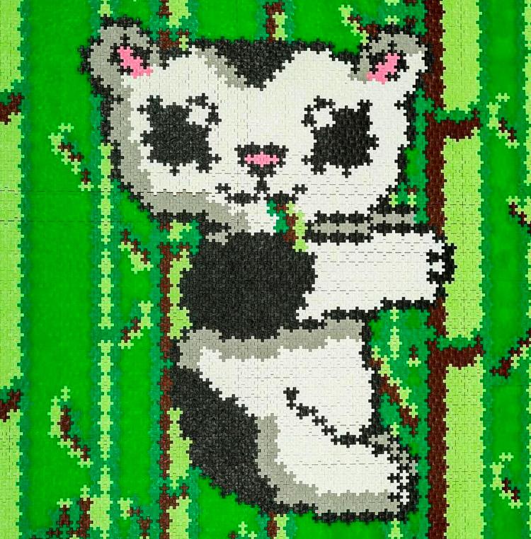 Mosaicos em 2D - Steam Toy - It Mãe