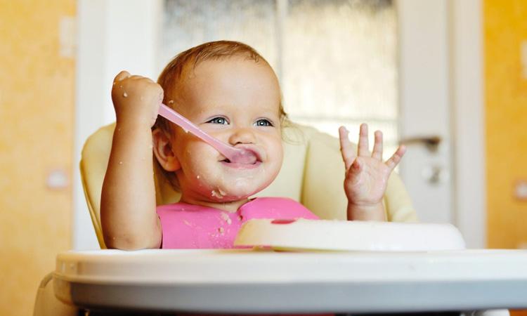 Introdução alimentar para bebês Cíntia Fiori - It Mãe