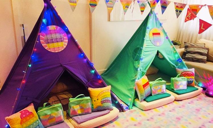 Pop It Pijamas Party Dia Das Crianças 2021 - It Mãe