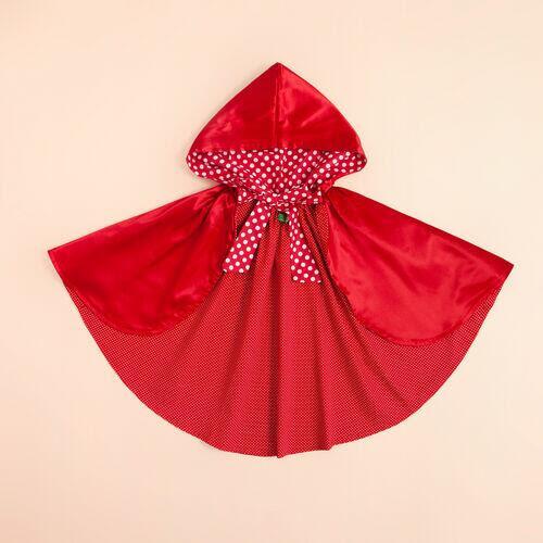 Capa vermelha - Presentes lúdicos Lana Trends - It Mãe