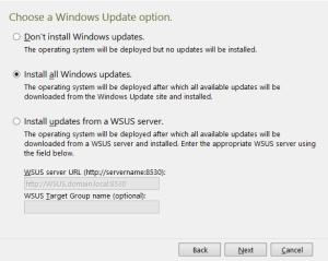 Update Pane option 2