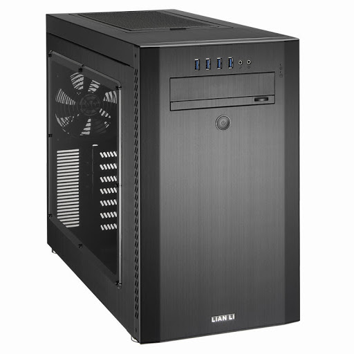 LianLi PC-A51 Mid Tower PC Chasis - Black