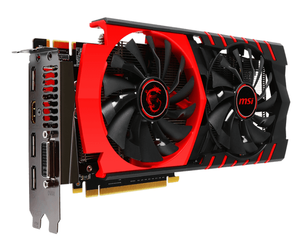 MSI_GTX950_2G Gaming Display Card