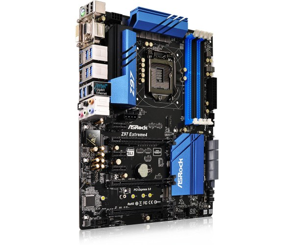 ASRock Z97 Extreme4 Mainboard