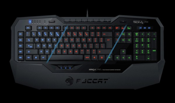 Roccat: Isku FX Gaming KeyBoard