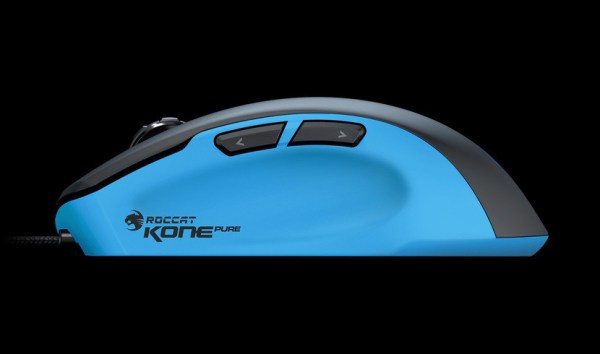 Roccat: Kone Pure Color Mouse - Blue
