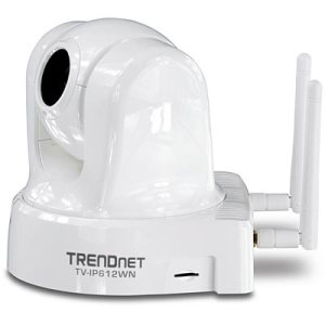 TRENDnet TV-IP612WN Hi Res Wireless PTZ Camera - 04