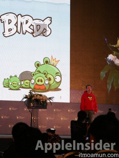 iPhone,Angry Birds