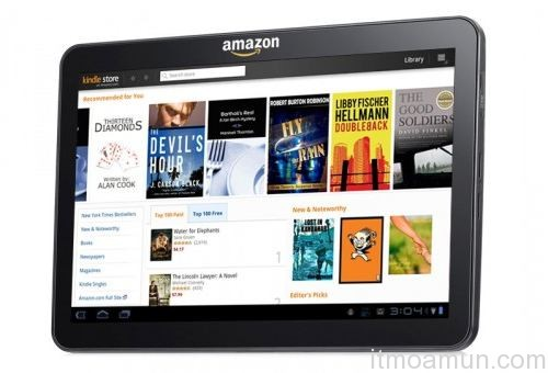 Amazon, Tablet, Tablet 7 นิ้ว