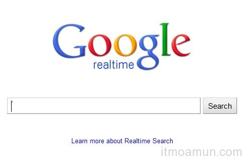 Google Realtime ,   Realtime Search, Twitter