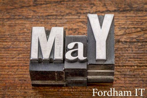 May at Fordham IT