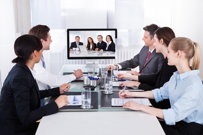 Video conference image