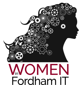 Women in IT logo