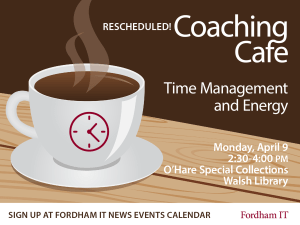 Coaching Cafe Post Card