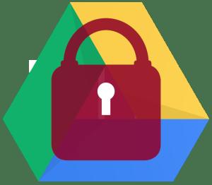 Google Drive Lock