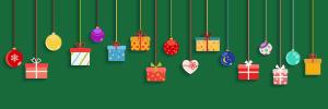 Hanging Christmas Gifts