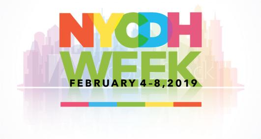 NYC DH Week Feb 4 2019