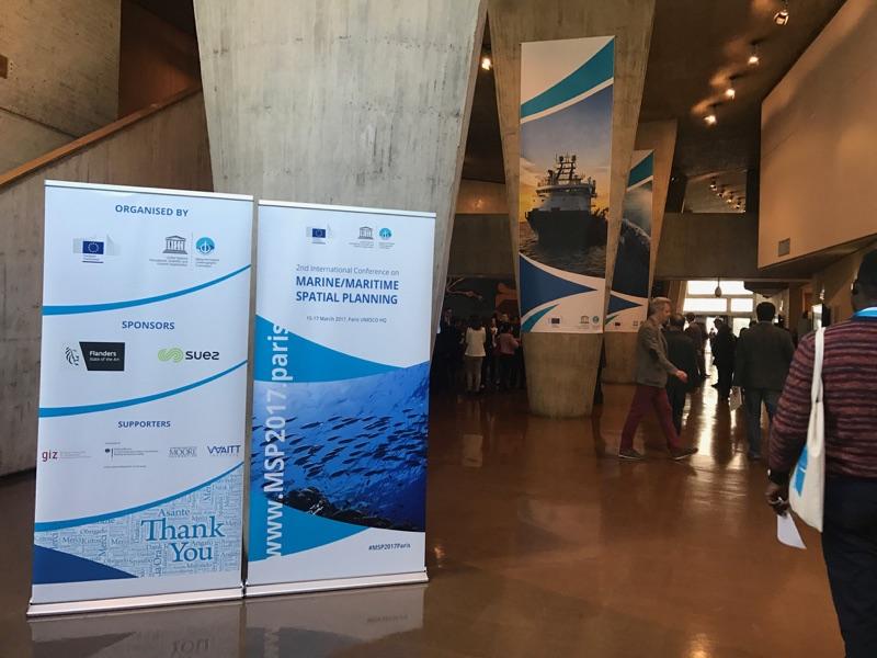 Η Περιφέρεια Κρήτης σε Διεθνές Συνέδριο της UNESCO για τον Θαλάσσιο Χωροταξικό Σχεδιασμό