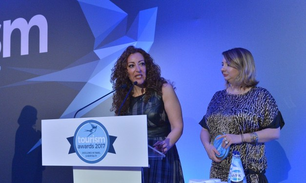 Χρυσό για την Mideast στα Tourism Awards