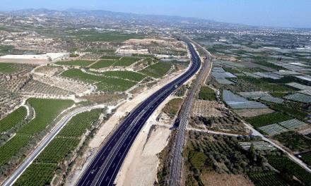 Ολοκληρώνονται οι αυτοκινητόδρομοι