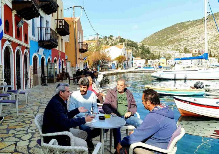 Μεγάλα έργα υποδομής σε νησιά από την Περιφέρεια Ν. Αιγαίου