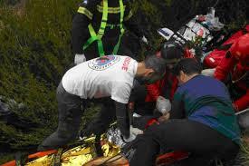 Αίσιο τέλος στην περιπέτεια τουρίστα από τραυματισμό του