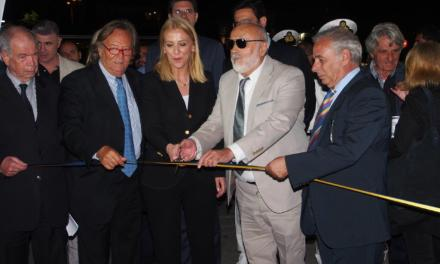 «Ανοιξε πανιά» το East Med Yacht Show