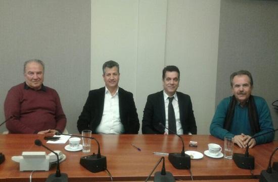 Συνάντηση ΣΕΤΚΕ με τον Τομέα Τουρισμού του ΣΥΡΙΖΑ